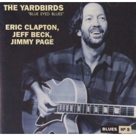 ERIC CLAPTON, JEFF BECK Y JIMMY PAGE- BLUE EYED BLUES CD