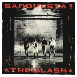 THE CLASH-SANDINISTA VINYL