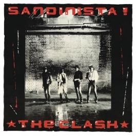 THE CLASH-SANDINISTA VINYL