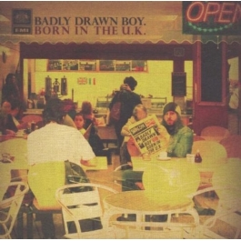 BADLY DRAWN BOY-BORN IN THE U.K CD