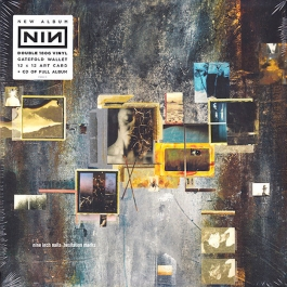 NINE INCH NAILS-HESITATION MARKS VINYL