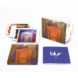 BLUR-13 SPECIAL EDITION CD