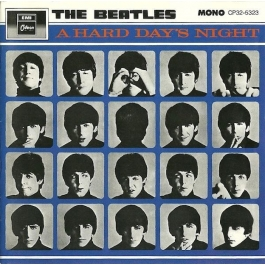 THE BEATLES- A HARD DAY´S NIGHT CD