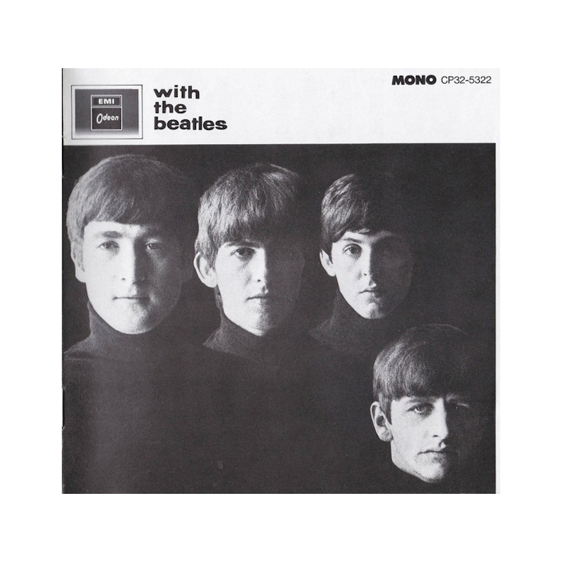 THE BEATLES-WITH THE BEATLES CD