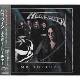 HELLOWEEN-MR. TORTURE CD