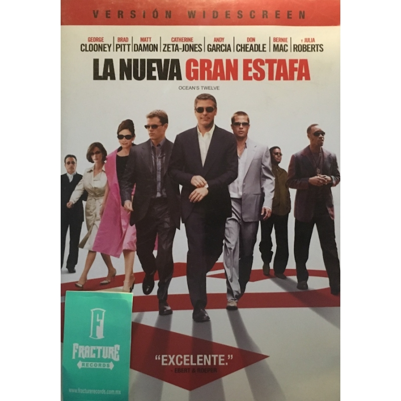 LA NUEVA GRAN ESTAFA DVD