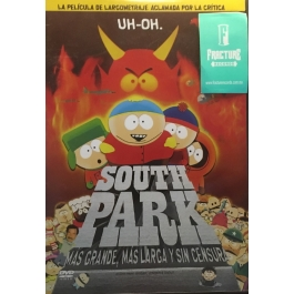 SOUTH PARK-UH-OH DVD