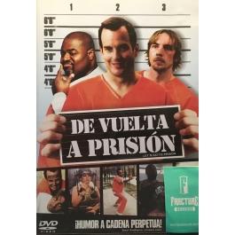 DE VUELTA A PRISIÓN DVD