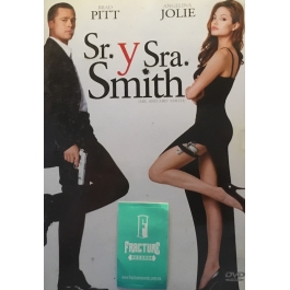 Sr. Y Sra. SMITH DVD