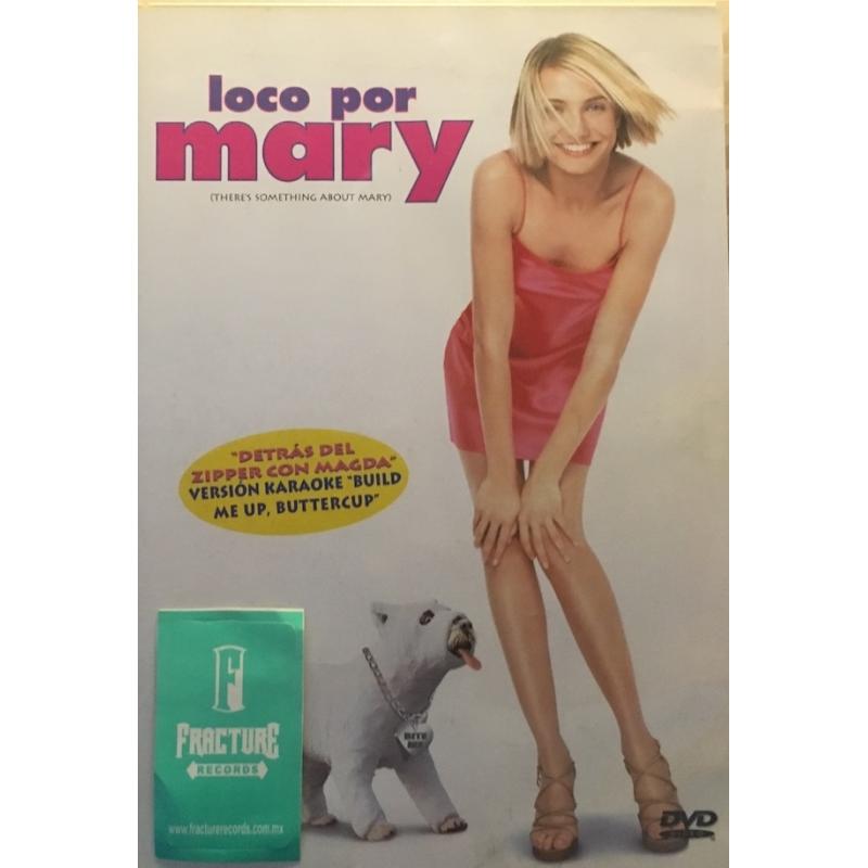 LOCO POR MARY DVD