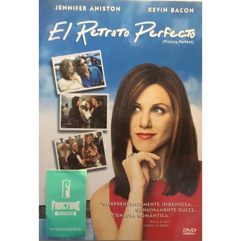 EL RETRATO PERFECTO DVD