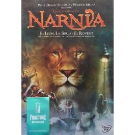 LAS CÓNICAS DE NARNIA-EL LEÓN, LA BRUJA Y EL ROPERO DVD