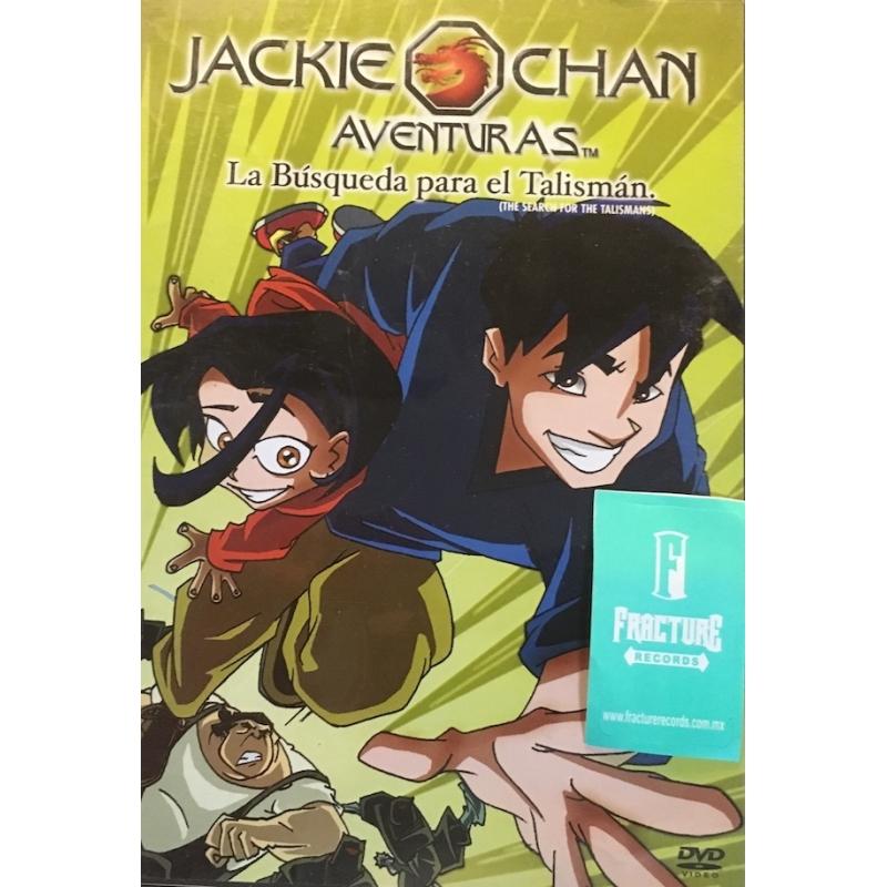 JACKIE CHAN-LA BÚSQUEDA PARA EL TALISMÁN DVD