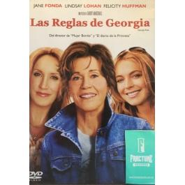 LAS REGLAS DE GEORGIA DVD