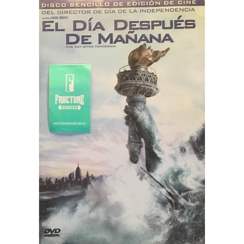EL DÍA DESPUÉS DE MAÑANA DVD