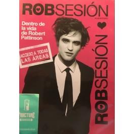 ROBSESIÓN-DENTRO DE LA VIDA DE ROBERT PATTINSON DVD