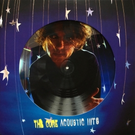 THE CURE-ACOUSTIC HITS VINYL