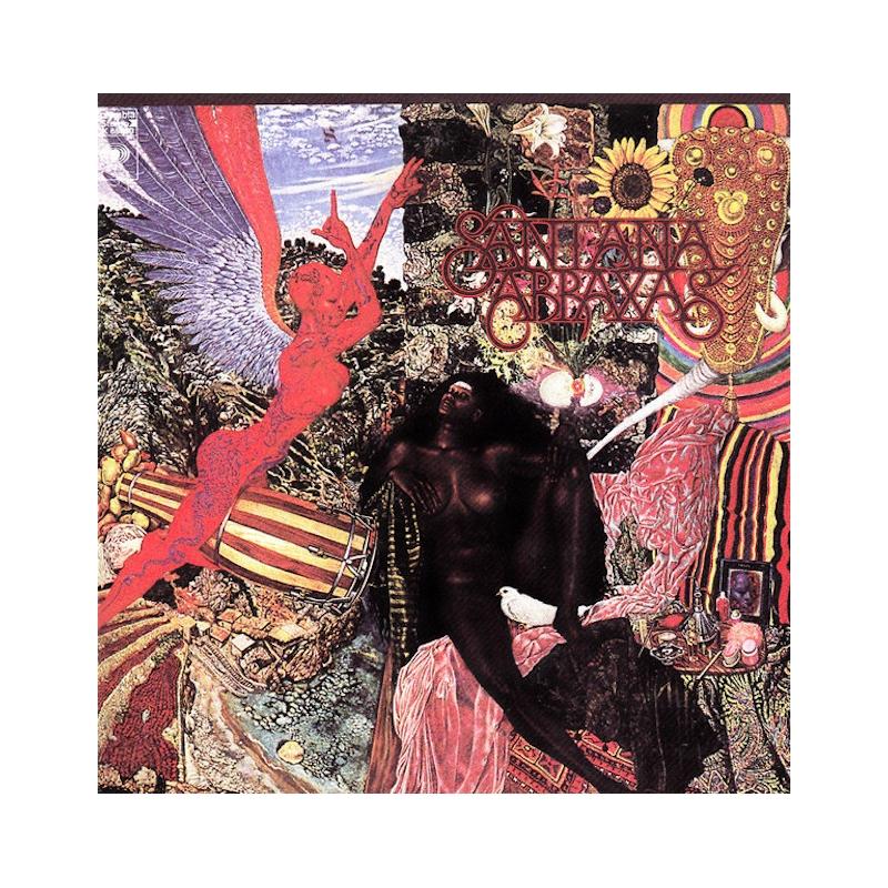 SANTANA-ABRAXAS CD