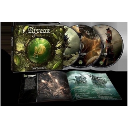 AYREON-THE SOURCE CD