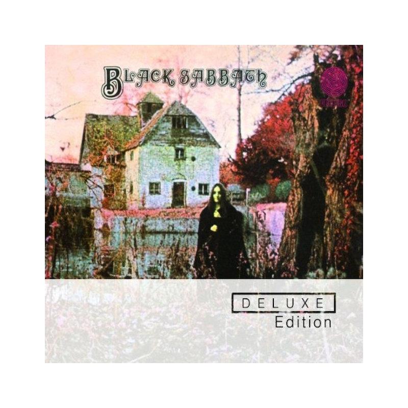 BLACK SABBATH-BLACK SABBATH: DELUXE EDITION CD