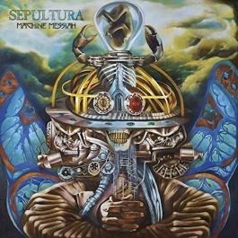 SEPULTURA-MACHINE MESSIAH CD