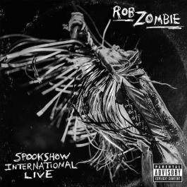 ROB ZOMBIE-SPOOKSHOW INTERNATIONAL LIVE VINYL