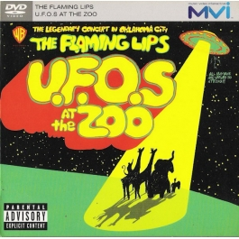 THE FLAMING LIPS-U.F.O.S AT THE ZOO DVD
