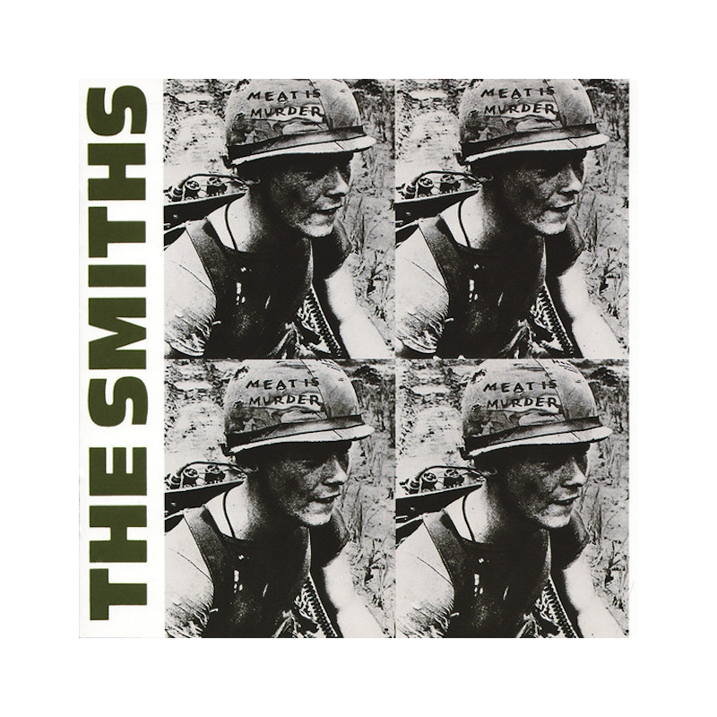 THE SMITHS-MEAT IS MURDER CD