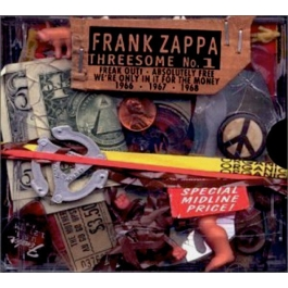 FRANK ZAPPA-THREESOME No. 1 BOX SET