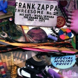 FRANK ZAPPA-THREESOME No. 2 BOX SET