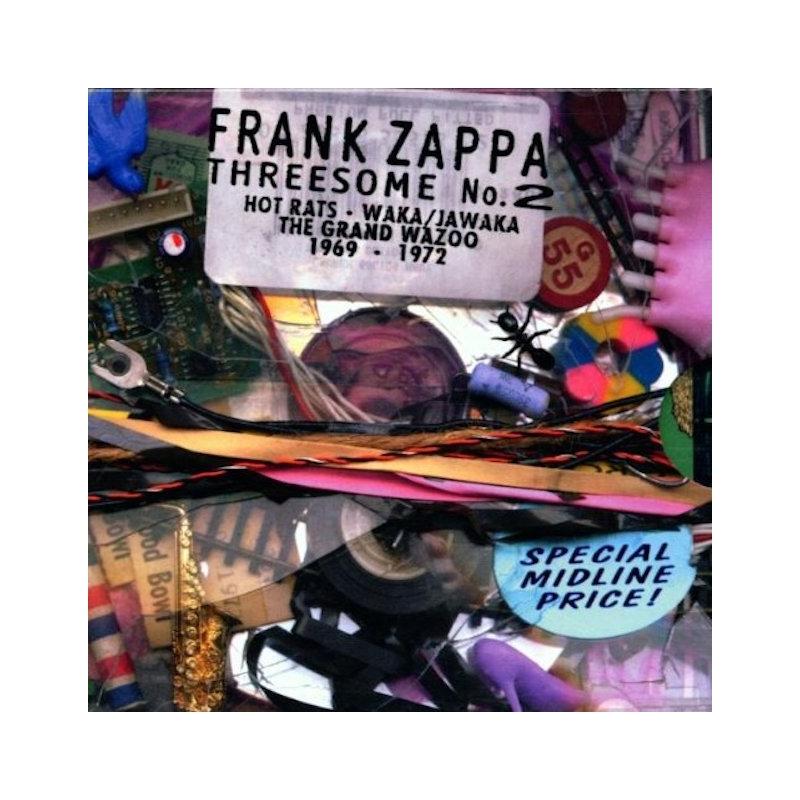 FRANK ZAPPA-THREESOME No. 2 BOX SET