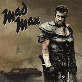 MAD MAX-TRILOGY VINYL BOX SET