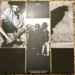 U2-THE JOSHUA TREE SINGLES-REMASTERED & LIVE VINYL