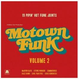 MOTOWN FUNK VOLUME 2-VARIOUS VINYL