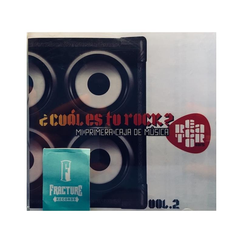 ¿CUÁL ES TU ROCK?-MI PRIMERA CAJA DE MÚSICA VOL. 2 CD