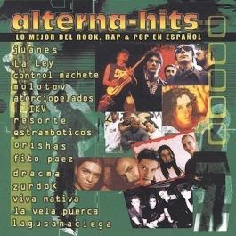 ALTERNA HITS-LO MEJOR DEL ROCK... CD