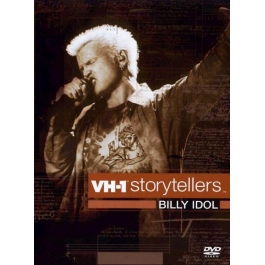 BILLY IDOL-VH1 STORYTELLERS DVD