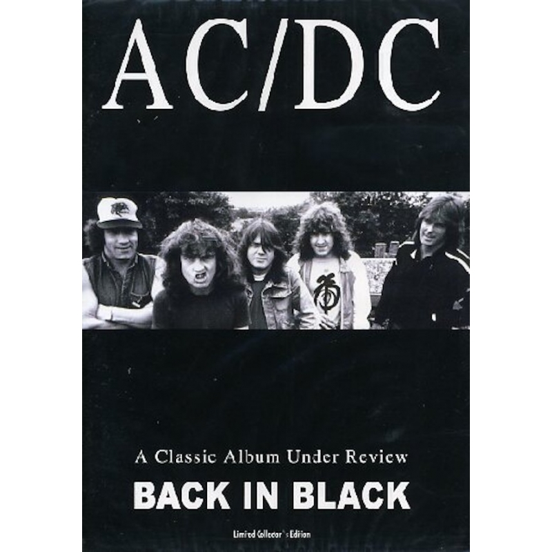 AC/DC-BACK IN BLACK DVD