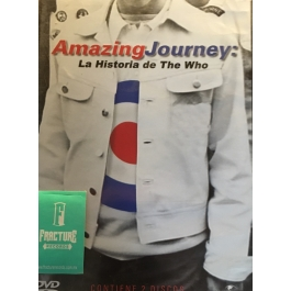AMAZING JOURNEY-LA HISTORIA DE THE WHO DVD