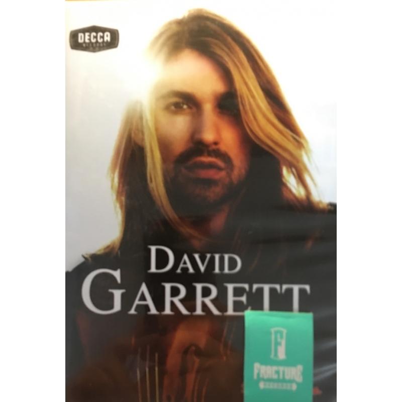 DAVID GARRETT DVD