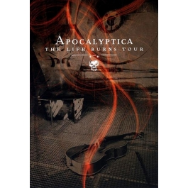 APOCALYPTICA-THE LIFE BURNS TOUR DVD