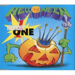 HELLOWEEN-NUMBER ONE CD