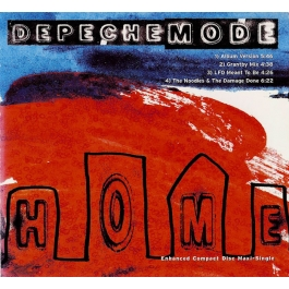 DEPECHE MODE-HOME/USELESS CD