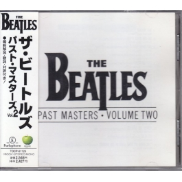 THE BEATLES-PAST MASTERS VOLUME TWO CD