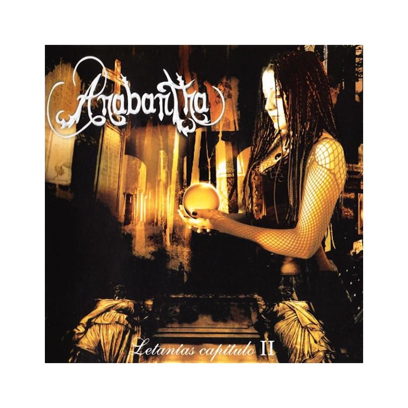 ANABANTHA-LETANIAS CAPITULO II CD