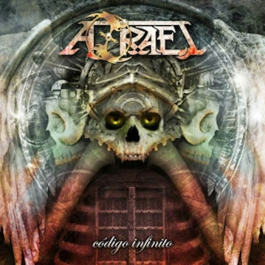 AZRAEL-CODIGO INFINITO CD
