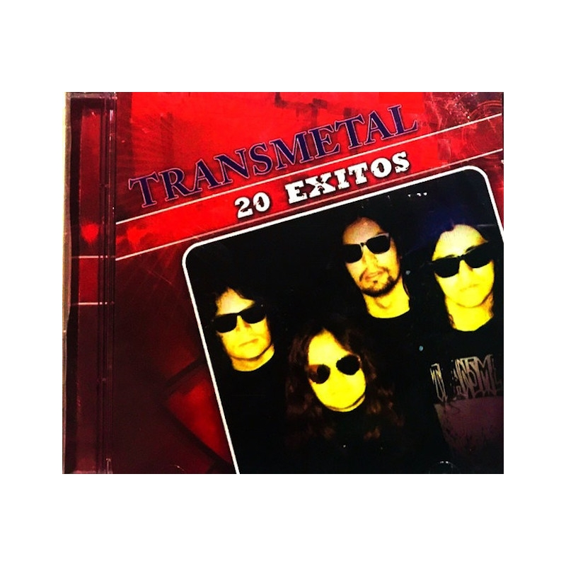 TRANSMETAL-20 ÉXITOS CD