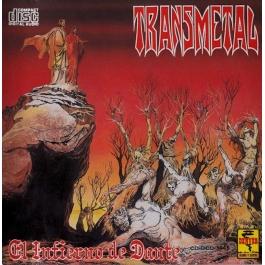 TRANSMETAL-EL INFIERNO DE DANTE CD