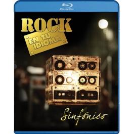 ROCK EN TU IDIOMA-SIFONICO BLU-RAY