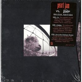 PEARL JAM-VS-VITALOGY CD